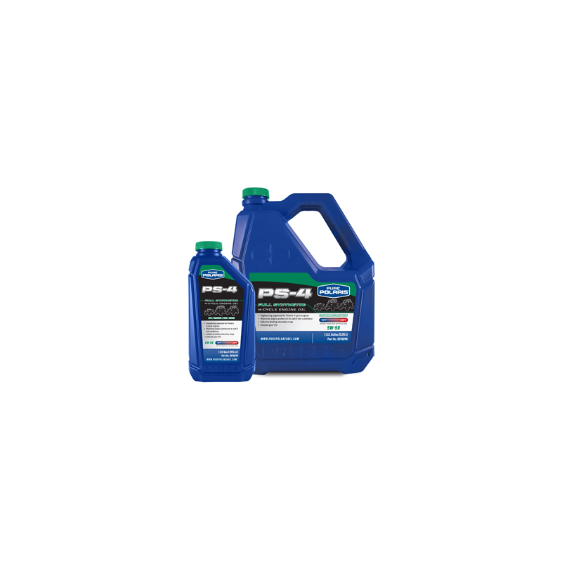 Ps 4 Synthetic Engine Oil 1 L 2876244 500862 Polaris