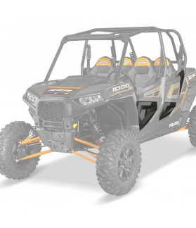 RZR® XP 4 1000 BLACK LOWER HALF DOORS BY POLARIS®
