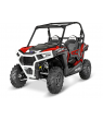 WHITE FRONT DELUXE BUMPER BY POLARIS