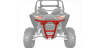 RED REAR LOW PRO BUMPER BY POLARIS