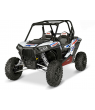 RED LOW PRO ROCK SLIDERS BY POLARIS