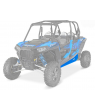 BLUE LOW PRO ROCK SLIDERS BY POLARIS XP 1000 4