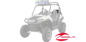 RZR® S, 800 SPARE TIRE HOLDER BY POLARIS®