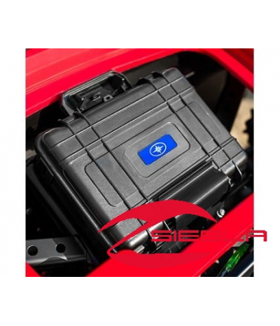 RZR 570, 800, S, 4 LOCK & RIDE UNDER HOOD DRY STORAGE BOX BY POLARIS