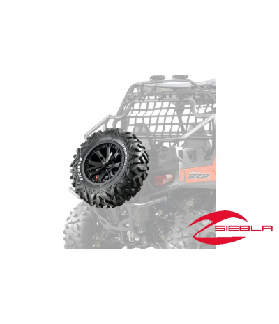 SPARE TIRE HOLDER BY POLARIS