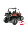 RZR 800, S & 4 BED BOX EXTENDER KIT BY POLARIS