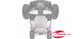 RZR 800 ALUMINUM SKID PLATE BY POLARIS