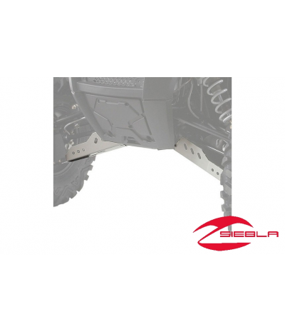 RZR S FRONT A-ARM GUARDS BY POLARIS