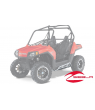 RZR S, 570, 800 ALUMINUM ROCK SLIDERS BY POLARIS