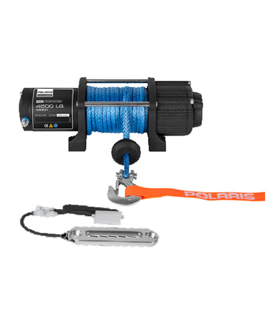 POLARIS® 4500 LB. PRO HD WINCH FOR RZR® XP 1000