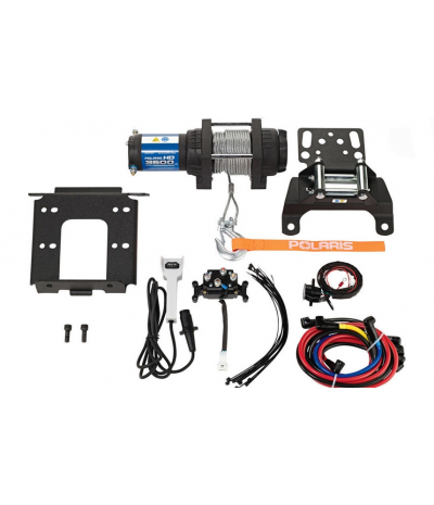 3500 LB. HD WINCH FOR RZR XP 1000 BY POLARIS
