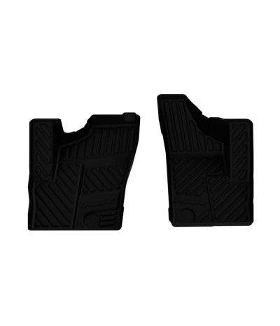 ALL-WEATHER FLOOR MATS (FRONT SEAT - 2 MATS)
