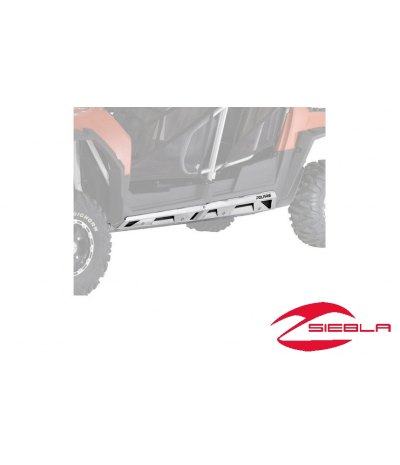 RZR 800 4 ALUMINUM ROCK SLIDERS BY POLARIS