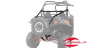 RZR 800 CAB FRAME EXTENSION KIT BY POLARIS