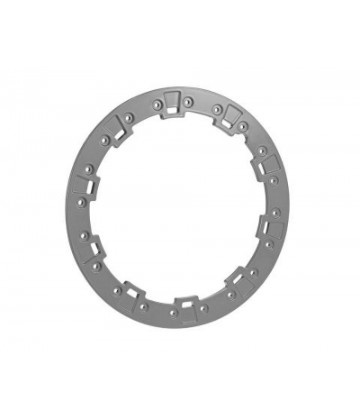 "15"" FORGE BILLET RING - MACHINED"