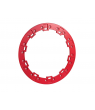 """14"""" STAMPED BILLET FORGED INDY RED RING BY POLARIS"""