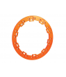 "14"" STAMPED FORGED ORANGE CRUSH BILLET RING BY POLARIS"