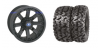 "WREC 14"" RIM WITH SEDONA RIPSAW TIRE KIT"