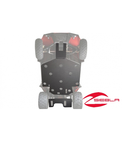 RZR 170 SKID PLATE BY POLARIS
