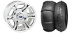 "SIXR 14"" LUSTER RIM & STI V-ROLL TIRE KIT"