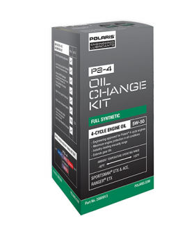 PS-4 OIL CHANGE KIT (Sportsman ACE™ 570, RZR®/Ranger® 570, Twin 600, 700, 800)