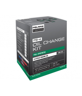 PS-4 OIL CHANGE KIT (RZR® XP 2011-2012)