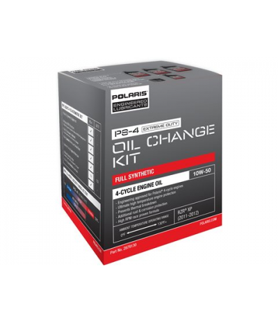 PS-4 EXTREME DUTY OIL CHANGE KIT (RZR® XP 2011-2012)