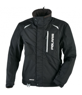 MENS BLACK PRO SNOWMOBILE JACKET