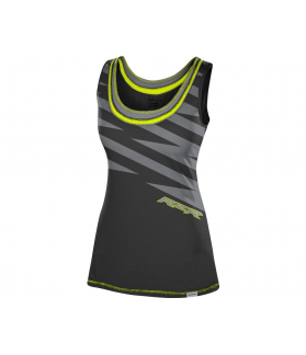 WOMENS SHILOH RIDGE TANK - BLACK