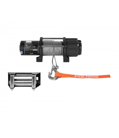 POLARIS® HD 2,500-LB. INTEGRATED WINCH KIT