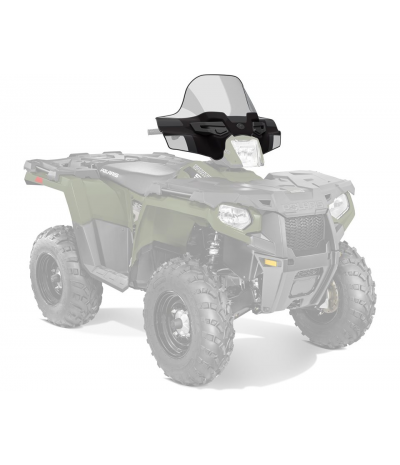 BLACK LOCK & RIDE TALL WINDSHIELD FOR SPORTSMAN® XP AND SP