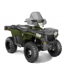 SMOKE LOCK & RIDE MID WINDSHIELD FOR SPORTSMAN® XP AND SP