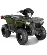 BLACK LOCK & RIDE LOW WINDSHIELD FOR SPORTSMAN® XP AND SP