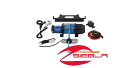 POLARIS PRO HD 4500 LB. WINCH FOR RZR 570 & 800