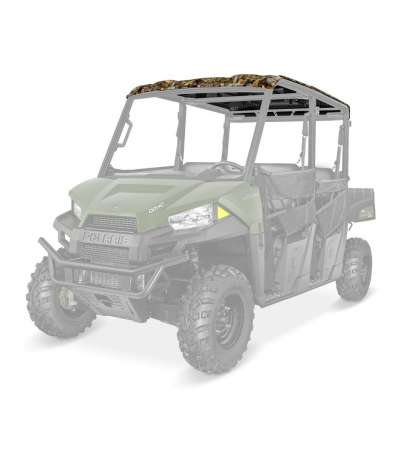 ECONOMY POLY WINDSHIELD FOR RANGER 800 CREW MY 08-09 800 BY POLARIS