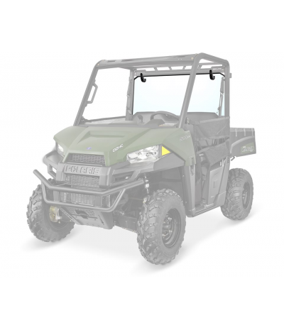 CANVAS ROOF & REAR PANEL FOR RANGER MID SIZE RANGER CREW BY POLARIS