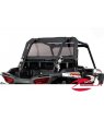 RZR XP 1000 CANVAS REAR PANEL BY POLARIS