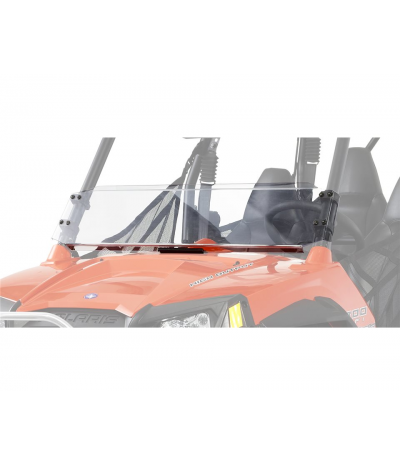 RZR 570, 800, 900 LOCK & RIDE HALF WINDSHIELD BY POLARIS