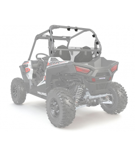 RZR LOCK & RIDE POLY REAR PANEL BY POLARIS