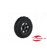 "SIXR 14"" RIM WITH ITP TERRA CROSS TIRE KIT"