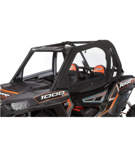 RZR XP 1000 BLACK CANVAS UPPER HALF DOORS BY POLARIS