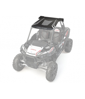 RZR GRAPHIC SPORT ROOF - BLACK BY POLARIS
