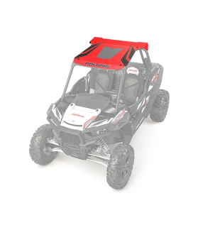RZR GRAPHIC SPORT ROOF - INDY RED BY POLARIS