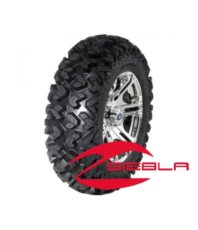 "SIXR 14"" RIM WITH SEDONA RIPSAW TIRE KITT"