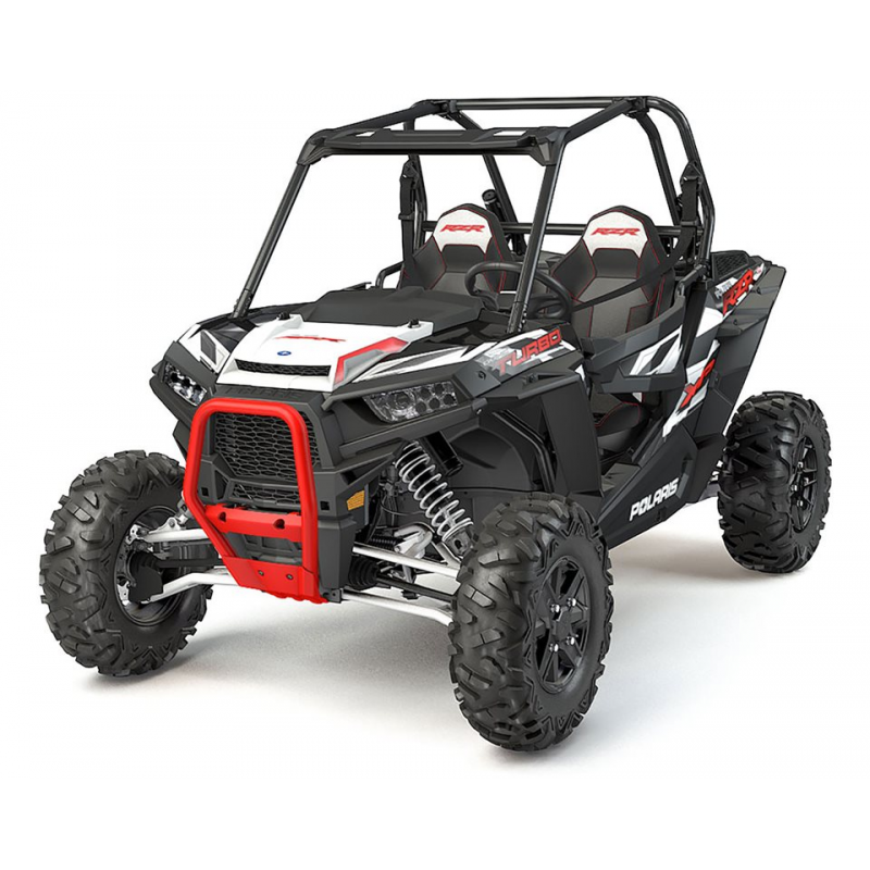 Bull Bumper Front Indy Red By Polaris Rzr Polaris