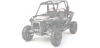 BULL BUMPER FRONT (BRIGHT WHITE) BY POLARIS RZR