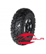 "SIXR 14"" RIM WITH SEDONA RIPSAW TIRE KIT"