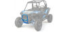 BULL BUMPER FRONT (VELOCITY BLUE) BY POLARIS RZR