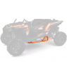 RZR® XP 1000 BLACK EXTREME KICK-OUT STEEL ROCK SLIDERS BY POLARIS®