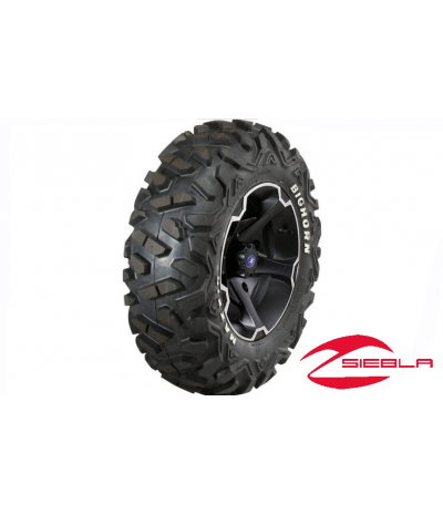 "VADER 14"" RIM WITH MAXXIS BIG HORN TIRE KIT"